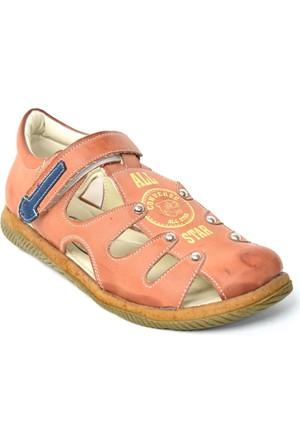 Özkeskin GR Yazlık Ortopedik Erkek Çocuk Sandalet