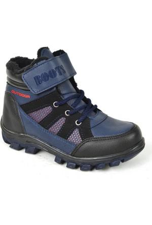 Jamper FT 1387 İçi Kürk Erkek Çocuk Bot Ayakkabı