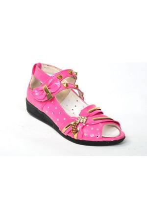 Teksoy Ft 242 Ortopedik Topuklu Kız Çocuk Ayakkabı