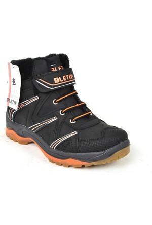 Bletix FT 024 Erkek Çocuk İçi Kürk Bot Ayakkabı