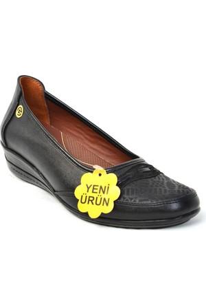 Gökçen 113 %100 Deri Ortopedik&Günlük Anne Ayakkabı