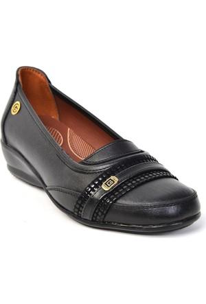 Gökçen 126.y %100 Deri Ortopedik&Günlük Anne Ayakkabı