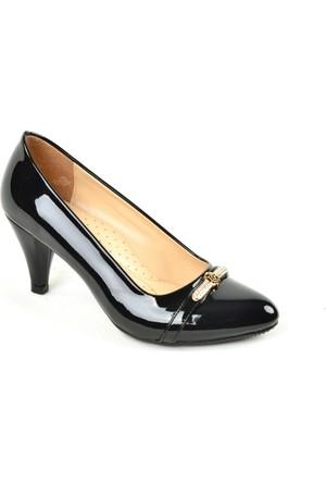 Kaplan ZN Bayan Rugan Stiletto Ayakkabı