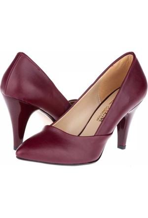 Palmiye Kadın Topuklu Ayakkabı