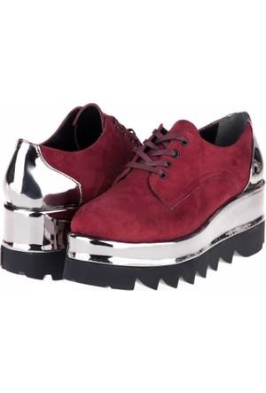 Filiz Kadın Platform Topuklu Ayakkabı