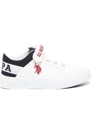 U.S. Polo Assn. Y7Arnel Erkek Çocuk Ayakkabı