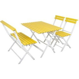 gadahome bahçe balkon masa sandalye takımı