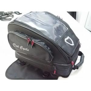 dot cycle depo üstü suya dayanıklı mıknatıslı askı kayışlı sırtta ve elde taşınabilir motosiklet çantası