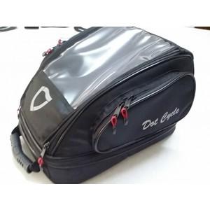 dot cycle depo üstü suya dayanıklı mıknatıslı askı kayış ve elde taşınabilir motosiklet çantası