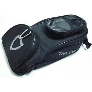 dot cycle depo üstü suya dayanıklı mıknatıslı askı kayış ve kancalı motosiklet çantası