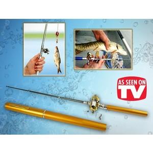 toptancı kapında fish pen kalem olta seti