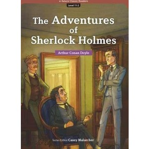 the adventures of sherlock holmes ecr level 11