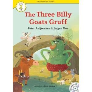 the three billy goats gruff cd ecr level 2