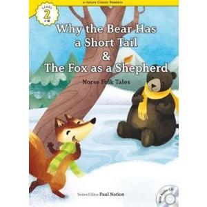 why the bear has a short tail the fox as a shepherd cd ecr level 2