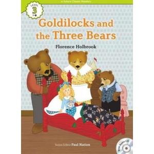 goldilocks and the three bears cd ecr level 3