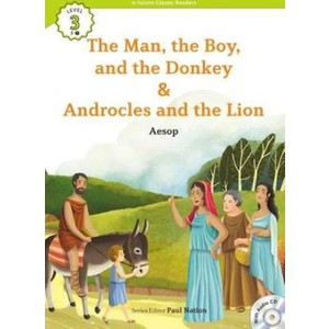 the man, the boy, and the donkey androcles and the lion cd ecr level 3