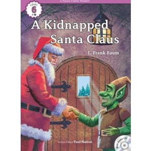 a kidnapped santa claus cd ecr level 6