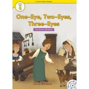 one-eye, two-eyes, three-eyes hybrid cd ecr level 2