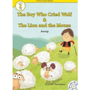 the boy who cried wolf the lion and the mouse cd ecr level 2