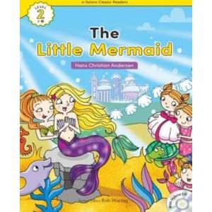 the little mermaid hybrid cd ecr level 2
