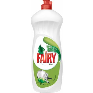 fairy sıvı bulaşık deterjanı elma 675 ml