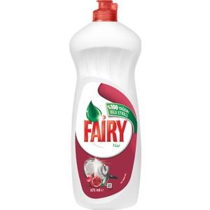 fairy sıvı bulaşık deterjanı nar 675 ml