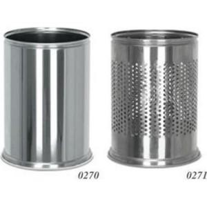 ikram dünyası dm ofis tipi delikli çöp kovası 271 12 lt.