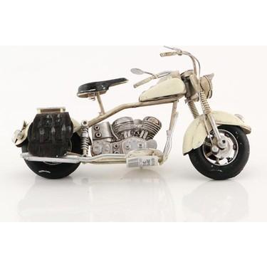 mnk vintage chopper metal motosiklet 1304a 5692 el yapimi komple metal