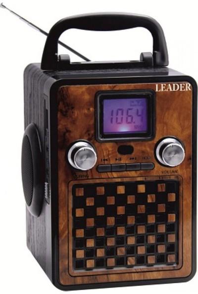 Leader Ap-622 Usb/Sd/Radyo Ses Sıstemı Uzaktan Kumandalı (Ad)