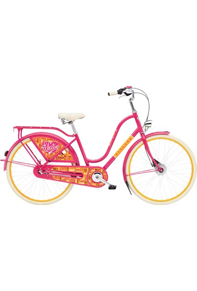 Amsterdam Joyrİd 3İ Pembe Bisiklet