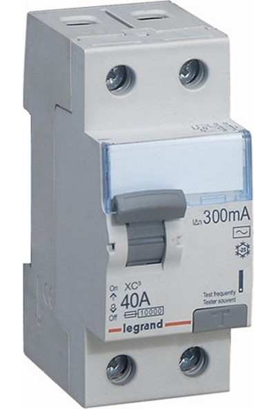 Legrand Xc³ 2K 40A Ac 300Ma Kaçak Akım Koruma Anahtarı