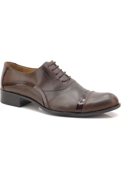 Sancappo Kahverengi Ruganlı Günlük Ayakkabı