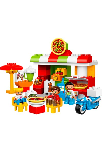 LEGO DUPLO 10834 Pizzacı