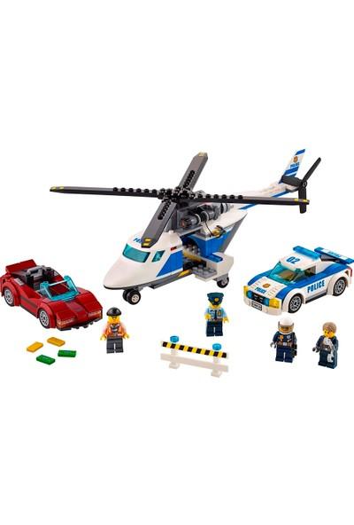 LEGO City 60138 Yüksek Hızlı Takip