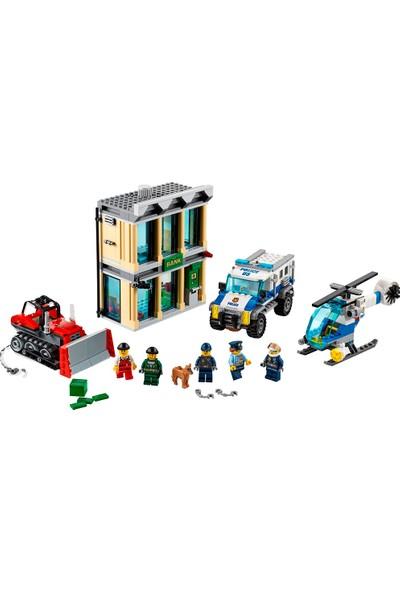 LEGO City 60140 Buldozer Soygunu