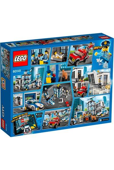 LEGO City 60141 Polis Merkezi