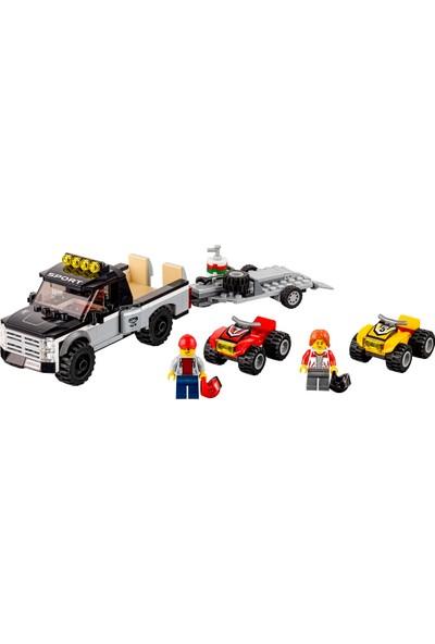 LEGO City 60148 ATV Yarış Ekibi