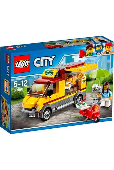 LEGO City 60150 Pizza Minibüsü