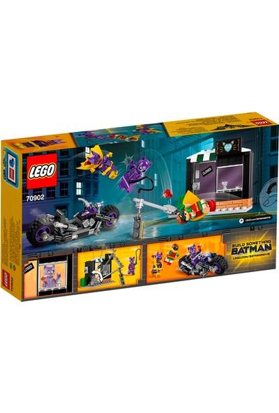 LEGO Batman Movie 70902 Catwoman™ Motosiklet Takibi