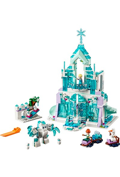 LEGO Disney Princess 41148 Elsa'nın Büyülü Buz Sarayı