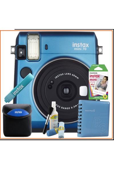 Fujifilm Instax Mini 70 Mavi Mega Hediye Kit