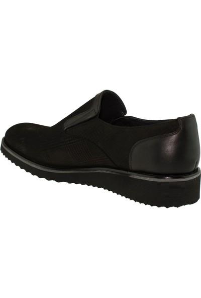 Fosco 7105 Klasik Eva Siyah Erkek Ayakkabı