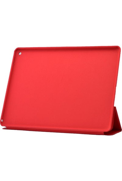 Kvy Apple iPad Pro 9,7 İnc Smartcover Deri Kılıf