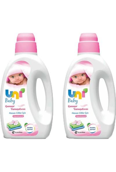 Uni Baby Yumuşatıcı 2li Set