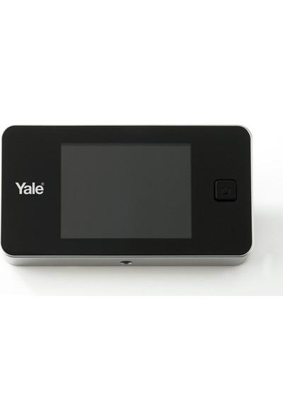 Yale LCD Ekranlı Dijital Kapı Dürbünü - 400 Serisi