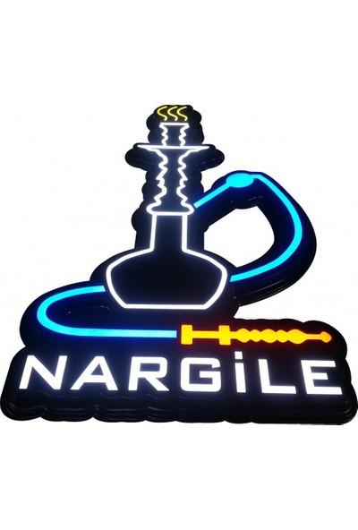 Ydr Nargile Led Tabela - LedIşıklı Hazır NargileTabelası