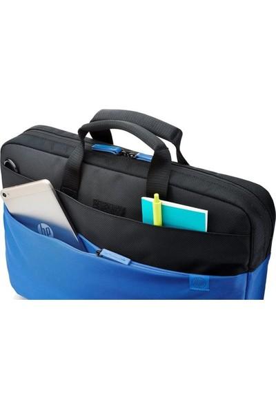 """HP DuoTone 15.6"""" Mavi Notebook Çantası Y4T19AA"""