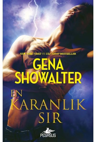 En Karanlık Sır: Karanlığın Efendileri (7. Kitap) - Gena Showalter