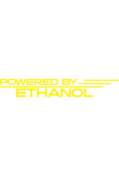 Smoke Power Etanol Sticker