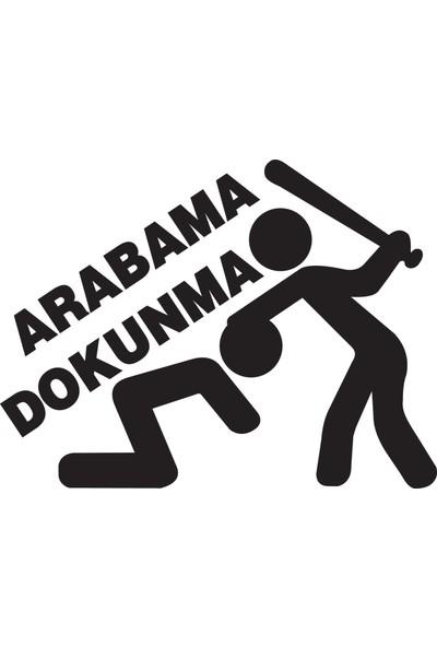 Smoke Arbama Dokunma Sticker
